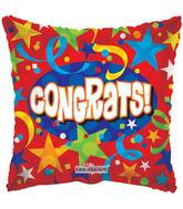 "18"" Congrats Stars & Streamers"