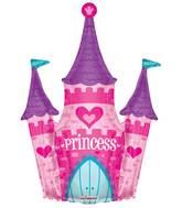 """36"""" Princess Castle Shape Balloon"""