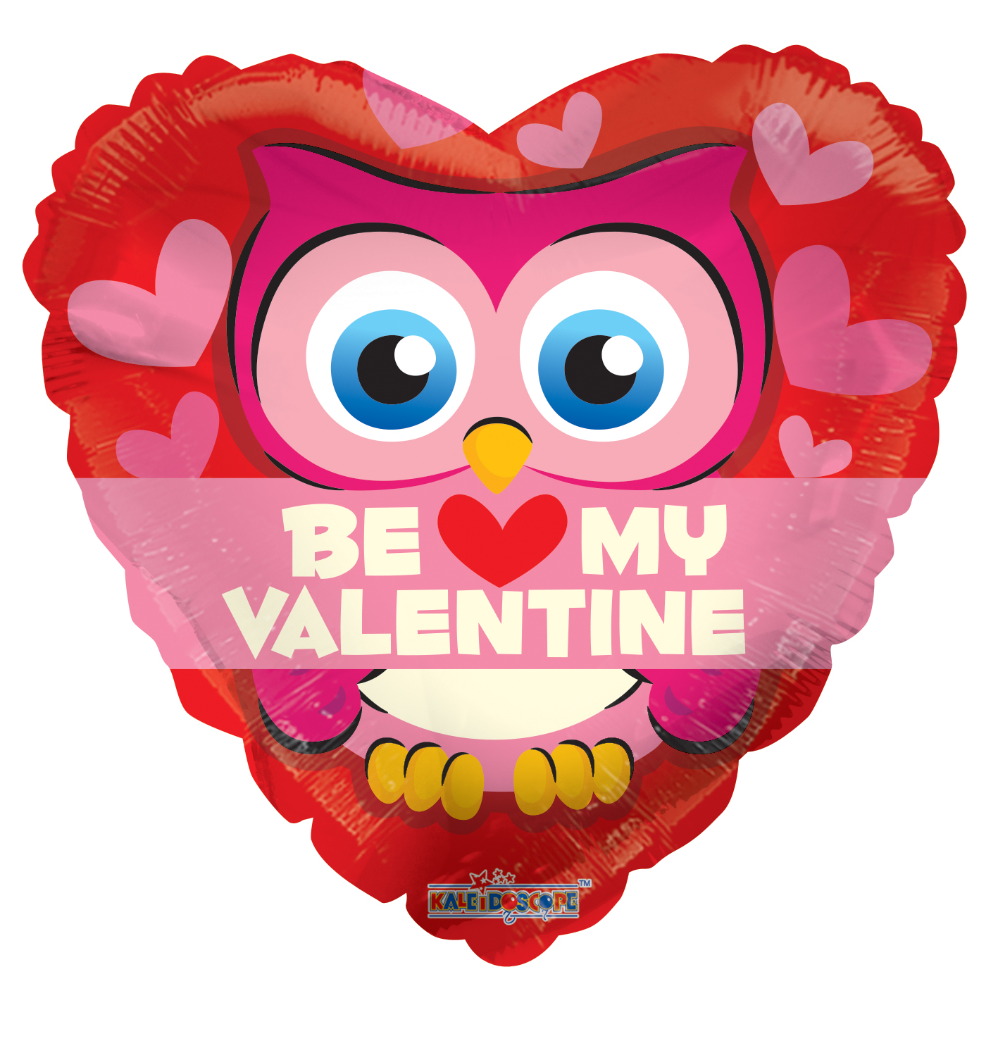 "18"" Be My Valentine Owl"