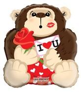"""18"""" Gorilla In Love"""