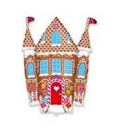"""34"""" Candy Castle Balloon"""