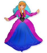 """39"""" Alexia Princess Balloon"""