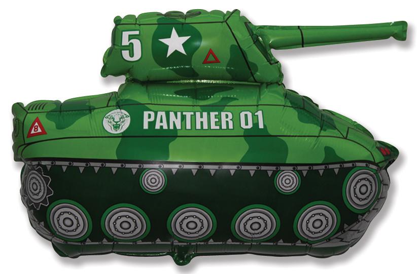 "28"" Green Tank"