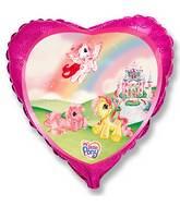 "18"" My Little Pony Castle"
