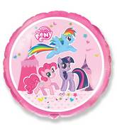 """18"""" My Little Pony Circus Pink"""