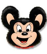 """30"""" Mighty Mouse Black"""
