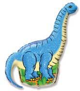 "43"" Dinosaur Blue"