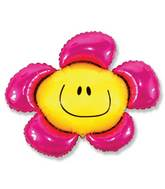 "41"" Fuchsia Flower"