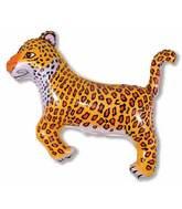 """30"""" Leopard Black Spots"""