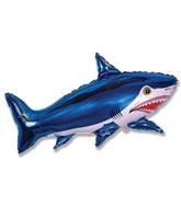 """30"""" Shark Blue"""