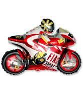 """27"""" Motobike Red"""