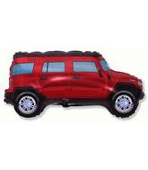 """24"""" Hummer SUV Red"""