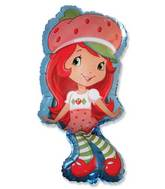 Strawberry Shortcake Mylar Balloons