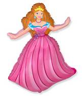 "38"" Princess Shape"