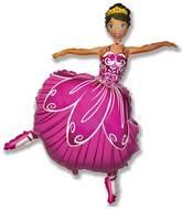 """40"""" Jumbo Ballerina Balloon"""