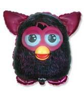 """21"""" Jumbo Furby Voodoo Mylar Balloon"""