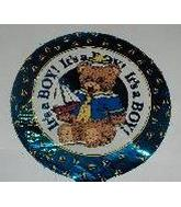 "7"" Airfill Boy Bear Boats"