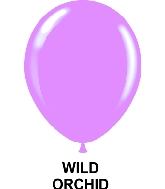 "9"" Fashion Party Style Latex Balloons (100 CT) Wild Orchid"
