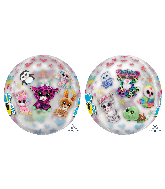 Beanie Boos Mylar Balloons