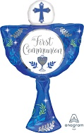 Communion Mylar Balloons