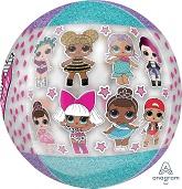 """16"""" Orbz LOL Surprise Foil Balloon"""