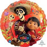 Coco Balloons Mylar Balloons