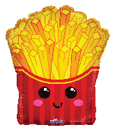 "18"" Fries Shape Foil Balloon"