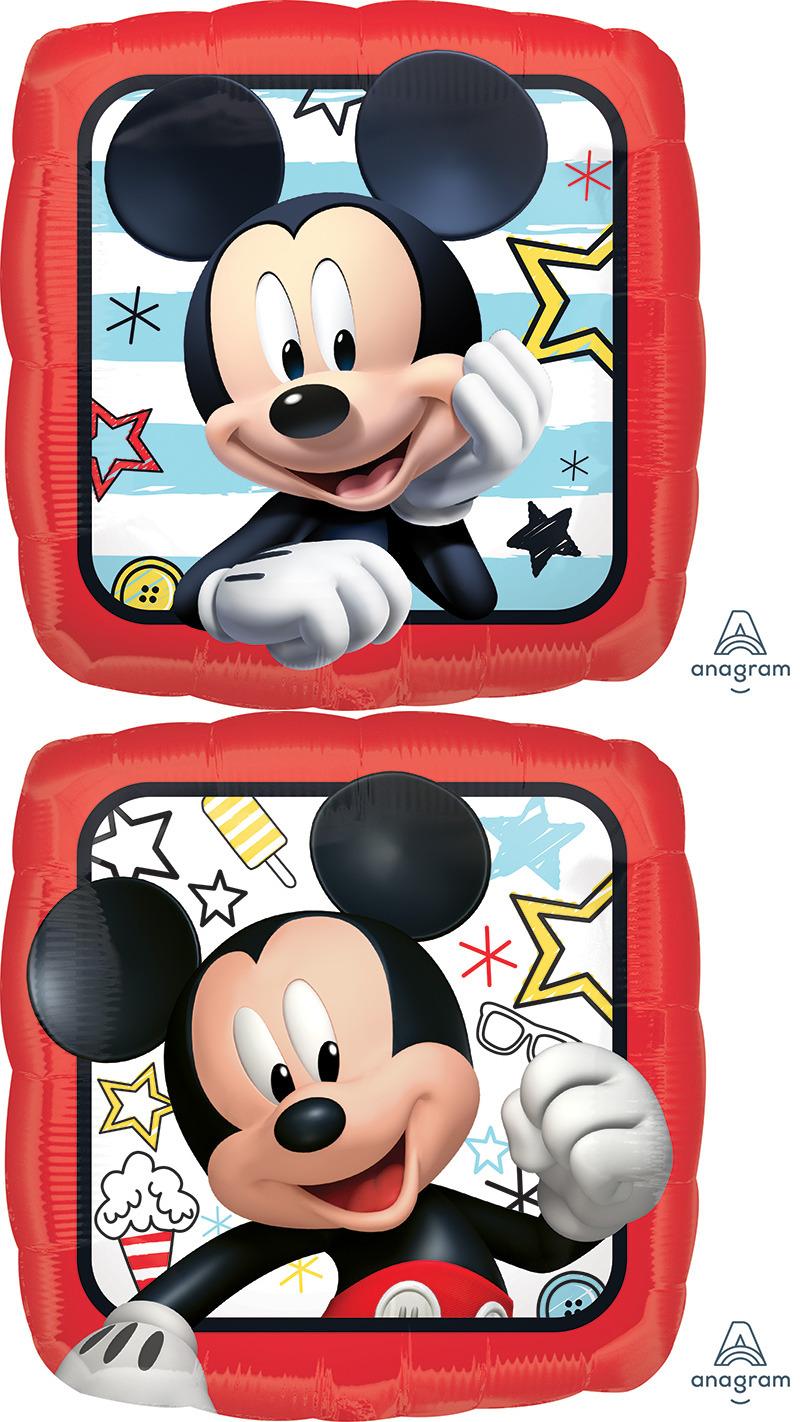 "18"" Mickey Roadster Racers Foil Balloon"