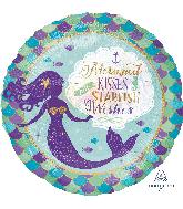 Mermaid Balloons Mylar Balloons