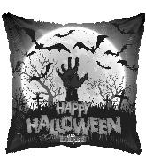 "18"" Halloween Zombie Hand Foil Balloon"