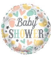Baby Shower Mylar Balloons