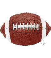 "31"" Game Time Football SuperShape XL Foil Balloon"