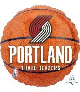 "18"" Portland Trail Blazers Foil Balloon"
