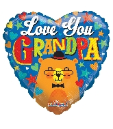 Grandparents Day Mylar Balloons