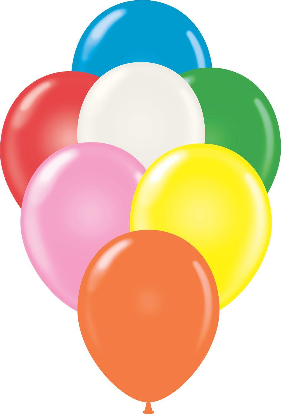 "11"" Standard Assort/White Tuf Tex Latex Balloons 100 Per Bag"