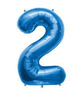 "34"" Northstar Brand Packaged Number 2 - Blue"