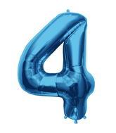 "34"" Northstar Brand Packaged Number 4 - Blue"