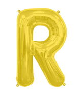 "34"" Northstar Brand Packaged Letter R - Gold"