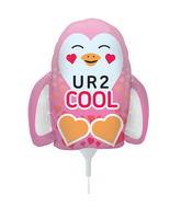 "14"" Airfill Self Sealing U R 2 Cool Penguin"