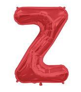 "34"" Northstar Brand Packaged Letter Z - Red"