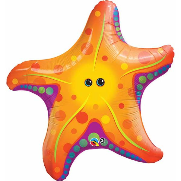 "30"" Super Sea Star Fish (StarFish) Jumbo Packaged"