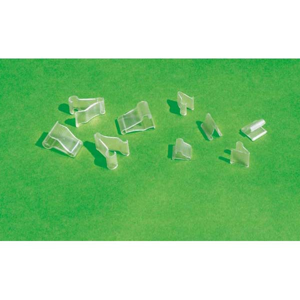 """Quickie Clips– Standard (No Tying Latex) 100ct (for 9-12"""")"""