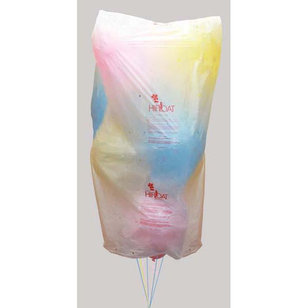 "30"" HI-FLOAT Balloon Transport Bag 10"" x 66"" 100 Bags"