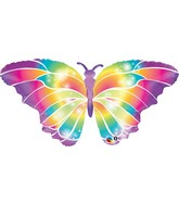 "44"" Luminous Butterfly Balloon"