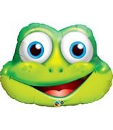"32"" Funny Frog Balloon"