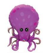 Octopus Balloons Mylar Balloons