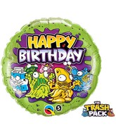 The Trash Pack Balloons Mylar Balloons