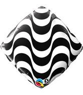 "18"" Copacabana Patterns Packaged Zebra"
