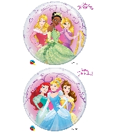 "22"" Single Bubble Disney Princesses"