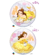 "22"" Single Bubble Disney Princess Belle"